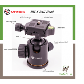 Vamos BH-5 Ball head